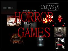 Horror Gaming in 2016 and Beyond