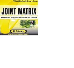 Joint Matrix Coated Tablet