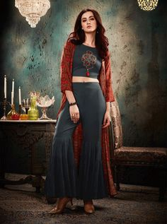 Kurtis Online: Buy Kurtas for Women in India at Cheapest Price Indian Fashion Dresses, Dress Indian Style, Indian Outfits, Fashion Outfits, Icon Fashion, Fashion Clothes, Casual Outfits, Tunic Designs, Kurta Designs Women