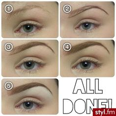 Eyebrows Tutorial
