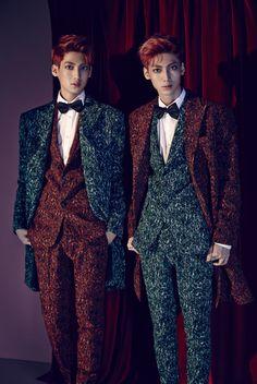 Kwang Min and Young Min Boyfriend - Boyfriend In Wonderland