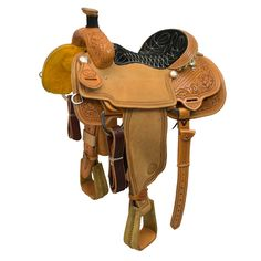 NRSworld - National Roper's Supply offers the best team roping supplies, western wear & apparel, cowboy boots & cowboy hats, horse tack & more! My Horse, Horse Tack, Cowboy And Cowgirl, Cowboy Hats, Natural Leather, Brown Leather, Roping Saddles, Western Saddles, Team Roper