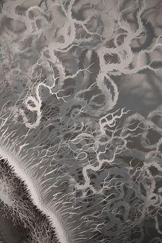 Beeindruckende Mikrobenwelt aus Papier - detailverliebt.de
