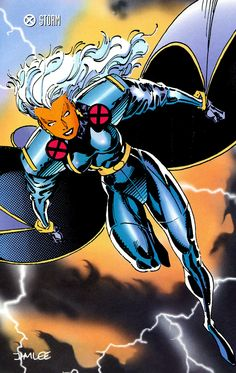 Storm by Jim Lee