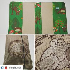 #wiedersehenmachtfreude Hier wird mit den #Waldfreunden von #theweela trocken gelegt :)#Repost @elegia.lebt with @repostapp. ・・・ Cute little diaper bag I made as a present for a colleague. Unfortunately the forest-fabric is only for private use, but I'm glad I now found the right use for it.   forest fabric by @stoffn.de Embroidery file by @urbanthreadsemb  #baby #diaper #diaperbag #bag #sew #sewing #embroidered #embroidery #urbanthreads #selbstgemacht #diy #doityourself #handmade