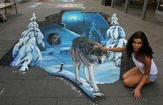 . . . .  Amazing 3D art !
