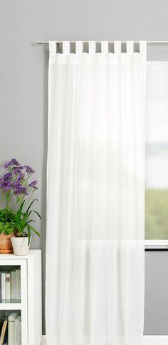 Függöny STORAVAN 1x140x245 natúr