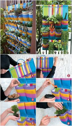A Superb Nylon Shoe Organizer Garden