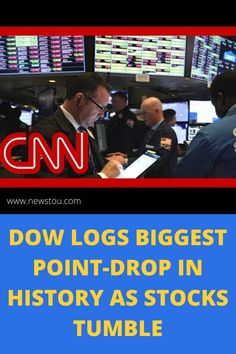 The Dow recorded a new worst point drop on record, overtaking the massive loss from February 27. The index closed down 2,014 points, or 7.8%. It was its worst day since October 2008. Stock futures trading was halted following steep losses in the overnight session, which carried into regular trade: Shortly after market open the S&P 500 dropped 7% and triggered a circuit breaker, forcing the New York Stock Exchange to suspend trading for 15 minutes.