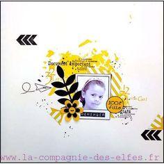 scrap page par Fantaisy http://la-compagnie-des-elfes.fr/