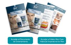 Nueva linea Men Care Storage, Cover, Books, Brochures, Visual Arts, Training, Products, Purse Storage, Libros