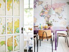 Mapy jsou sexy | Tady Je Moje - Netradiční magazín o bydlení