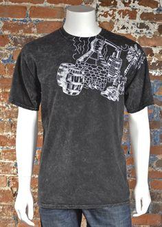 Palmetto Moonshine stone washed tee shirt