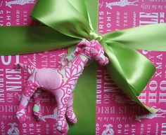 Sweet wrapping