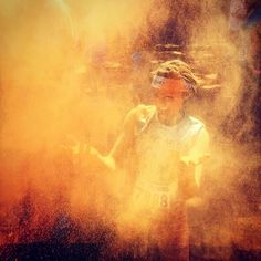 The 5k color run!  July 21st in columbus