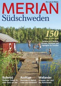 Mit seinen dichten Wäldern und stillen Seen ist Südschweden der Sehnsuchtsort vieler Deutscher. In einem roten Ferienhaus mit weißen Fensterrahmen begriff MERIAN-Autorin Inka Schmeling, warum das so ist: Sie lebte mit Familie und Freunden eine Zeitlang in einer Welt wie aus dem Kinderbuch.