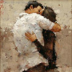 Andre Kohn. I love his art!