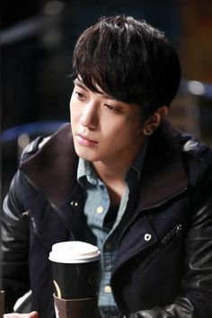 """When you are sad, sweet things are the best."" - Yonghwa; Marry Him if You Dare. 
