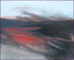 The works on the contemporary landscape by Sergio Aiello: abstraction of landscape project