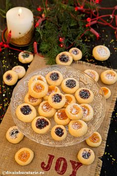 Christmas Deserts, Romanian Food, Biscotti, Baked Goods, Cake Recipes, Food And Drink, Cooking Recipes, Sweets, Cookies