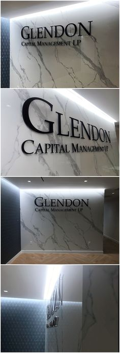 Oxidized bronze is a very popular finish for dimensional letter signs. This one we made for Glendon Capital uses a dark oxidized bronze finish and was installed on their existing interior porcelain wall. . . . #signage #customsigns #oxidizedbronze #signs #bronzesigns #dimensionalletters #dimensionallettersigns #businesssigns #lobbysigns #lettersigns #darkoxidizedbronze #bronzeletters #glendoncapitalmanagement #losangeles #losangelessigns #signcompany #losangelessigncompany #interior Sign Company, Business Signs, Bronze Finish, High Quality Images, Signage, Porcelain, Letters, Popular, Dark