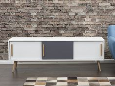 Store your extra dinnerware, flatware, and table linens in a buffet table or sideboard. Shop our great selection of stylish buffet tables and sideboards. Furniture, Sideboard, Interior Decorating, Colorful Interiors, Indian Living Rooms, Wooden Handles, Tenzo, Living Room Decor, Loft Design