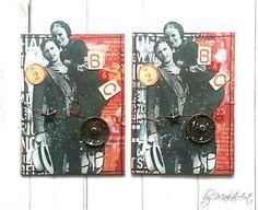 My journey through the Scrapbookworld...: *Couples - Bonnie & Clyde*