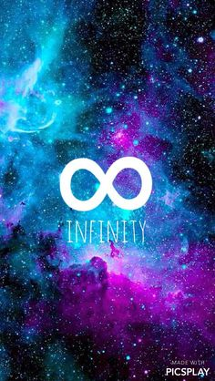 ∞ Infinity wallpaper that I created |yay|