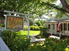 Sierra Foothills Escape to BellaGrace Vineyard Tasting Room