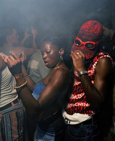 The Soul of UK Garage, As Photographed by Ewen Spencer | VICE United Kingdom