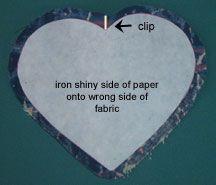 Applique with Freezer Paper | Quilt Patterns  Blocks | Angie's Bits 'n Pieces