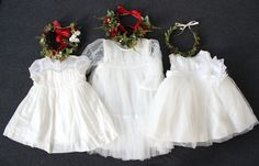 Styled children's photos, what to wear family photos, sibling sets, family photo ideas, photo ideas, what to wear for photos, tutu dresses, Nellystella dresses, flower halos, holiday dresses, holiday photos, christmas dresses, christmas photos