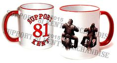 Support 81 kent #hells angels england ceramic mug cup #collectable big red #machi,  View more on the LINK: http://www.zeppy.io/product/gb/2/172158300157/