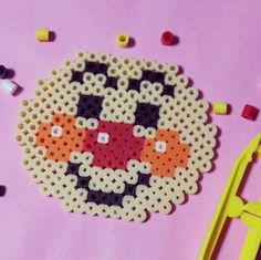 Anpanman perler beads by 082noie