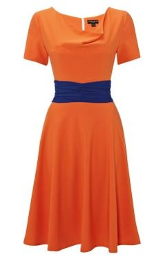 SAVVY CHIC, CANNY STYLE: Delightful Dress: Robinette Dress from @Michele Morales Bringer Designs
