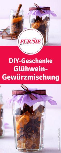 DIY-Geschenke Glühwein-Gewürzmischung