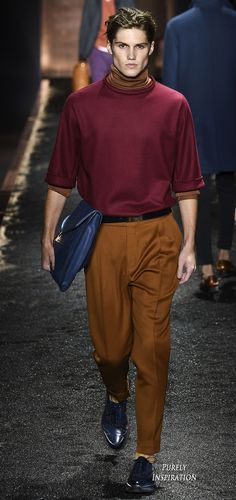 Berluti FW2016 Menswear | Purely Inspiration