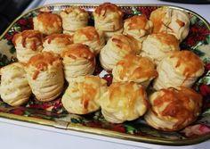 Tejfölös pogácsa - Cookpad