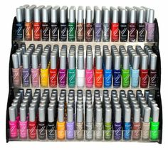 Emori (TM) All About Nail 50 Piece Color Nail Lacquer (Nail Art Brush Style) Combo Set + 3 Sets of Scented Nail Polish Remover -... Only $34.95