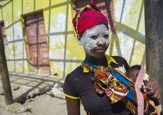 Make Up | Eric Lafforgue Photography Mozanbique