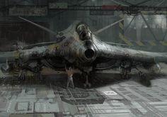 ship design 6 by paooo.deviantart.com on @deviantART