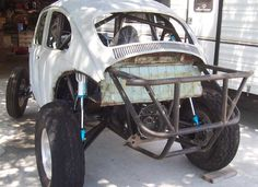 Baja bug interior cage work, found on the Samba several years ago (don't know where the thread is!)