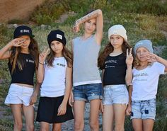 When we stand back & look at the bigger picture we realize that we are all part of it...TOGETHER WE CAN MAKE A DIFFERENCE.  Another beautiful & powerful shot by @wendyhortonphotography @ashlynhairandmakeup Thank you to all of these incredible girls that are helping us take a stand! @princesisters2 @olivialuciahorton @chloeoceanahorton #endbullying #endslavery #bebrave #bebold #beyourself #beanies #fashionwithpurpose #fashionphotoshoot #tweenmodel #teenmodel #enditmovement…