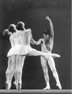 Alfredo Rainò con Elisabetta Terabust, Christina Latini e Diana Ferrara.
