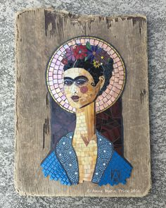 """""""Frida"""" by Anne Marie Price                                                                                                                                                     More"""