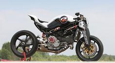 Tex Design Ducati MS4R - via The Bike Shed