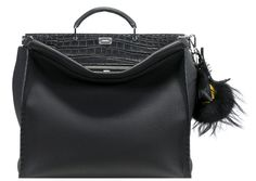 Fendi Mens Peekaboo. Love it coz its supposed to be bigger and higher than the ladies biggest version. So i guess its going to be bigger than 40cm!