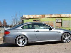 BMW M3 E92 frozen grey