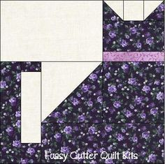 free cat quilt patterns | Kitty Cat Cats Pattern Calico Grab Bag of Fabric Pre-Cut Quilt Blocks ...