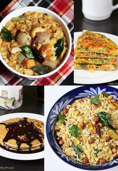 Oats recipes - includes crispy oats dosa recipe, oats upma, ladoo, cheela and 26 more healthy and delicious recipes using oatmeal to kick start your day